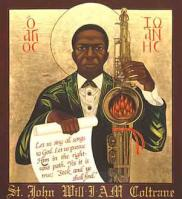 Picture of St John Coltrane